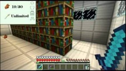 Minecraft - Clear the building!