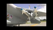 Jet powered Rc model plane: F15 maiden flight