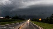25.6.2013 - силна гръмотевична буря