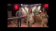 Violetta - Radio Disney - Vivo| Lodo, Martina y Jorge