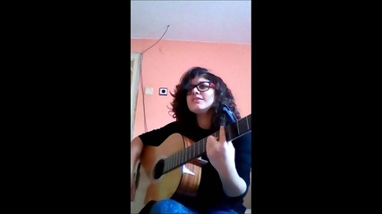 Asking Alexandria-moving on Acoustic cover