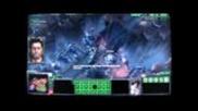 Starcraft 2 1920x1080 Ultra Nvidia Gtx 460 1gb @850mhz Q9550 @4.0ghz