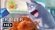 The Secret Life of Pets Official Trailer #1 (2016)