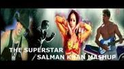 """the Superstar Salman Khan Mashup"" Full Hd Video Song - By Dj Chetas"