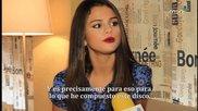 Msn Spain interviews Selena Gomez