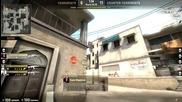 Cs Go Еко рунд без късмет. Smoke Kill (funny Moment)