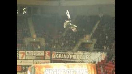 Night of the Jumps - всички трикове София Финал 2012