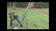 82 mm минихвъргачка - Fail