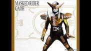 Kamen Rider Den-o - Double Action Gaoh Form