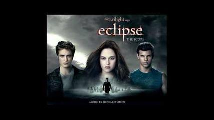 Twilight saga :eclipse {score} The battle