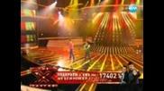 Ангел и Моисей от X - Factor Разбиха с Песента на Shagy