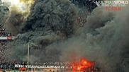 Тези Буквално запалиха стадиона !