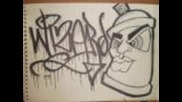 new graffiti characters by wizard