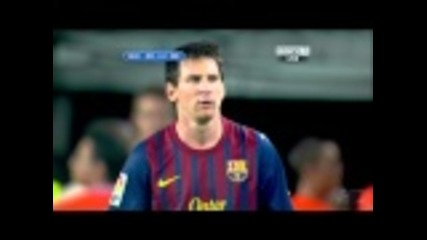 messi vs real madrid