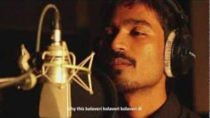 Why This Kolaveri Di Full Song Promo Video in Hd