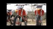 Ktm: Ready for Supercross 2011