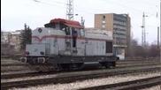Дизелов локомотив на Експрес Сървиз