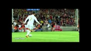 This is What C.ronaldo Did Do With Barcelona Hd-2012
