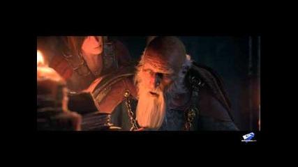 Diablo 3 Intro Cinematic