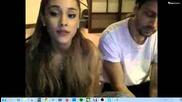 Ariana Grande Full Twitcam 10/28/2014