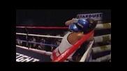 Женски бой: Thai Boxer hottie Gina Carano fighting in Vegas - Mma
