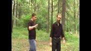 Русский рукопашный бой - уличные захваты - система Сарвень