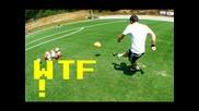 Crazy Knuckle Ball Free Kicks 2011