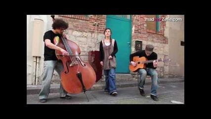 "Zaz - ""dans ma rue"" acoustique (edith Piaf cover)"