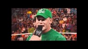 Wwe Raw 4/2/12 Full Show - Part 12 (hq) - Brock Lesnar Returns Wow !