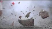 Първия ми опит да заснема експлозия на бомбичка на бавна скорост!