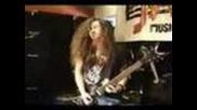 Dimebag Darrell at Guitar Clinic