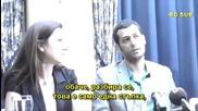 Мурат Йълдъръм~ Юнеско Пресконференция Гърция Бг.суб.