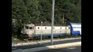 Trenuri - Halta Sinaia Sud - 02.08.2010