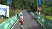 Обиколката на Испания - четеринадести етап - Palas de` Rei Puerto de Ancares 152.0km
