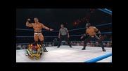 Xplosion Match: Jessie Godderz vs. Tigre Uno