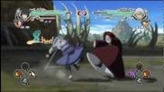 Naruto Shippuden Ultimate Ninja Storm Generations Sasuke ( Susano'o ) vs Kabuto Reanimation