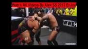 Wwe Cm Punk Vs Ryback Vs John Cena - Survivor Series 2012