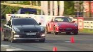 Porsche 911 Proto 1000 vs Nissan Gt-r Ecuteck / Porsche 911 Switzer/proto vs Nissan Gt-r Ecuteck