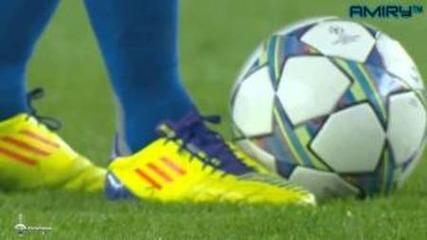 Cristiano Ronaldo Vs Lionel Messi 2011 - 2012 The two Titans™ Original!