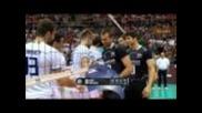 България 3:0 Италия - Радостта на отборът и публиката