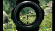 Crysis 3 - Crysis Games Evolution епизод 1 [hd]