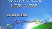 Ork.rafi-bend Kitara Live