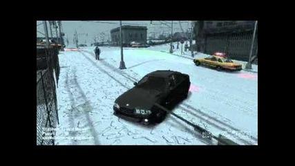 Gta Iv - Let it Snow