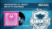 Headhunterz vs. Abject - End Of My Existence (hq)