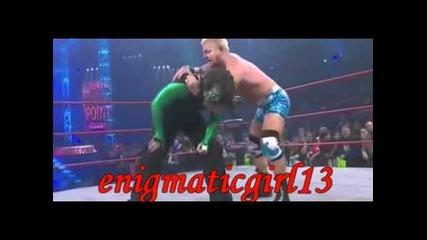 Jeff Hardy vs Jeff Jarett turing the point 2011