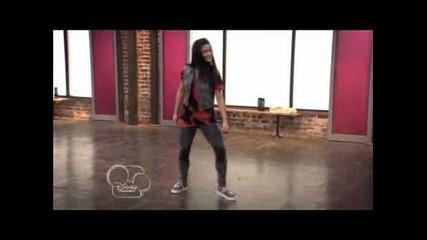 "Урок 8: The Justin Starr ( Раздвижи се! "" Dance - Dance "" )"