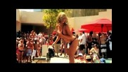 2011-2012 Best Dance Songs Beach Party Hot Bikini Pitbull Britney Spears David Gueta Marc Anthony