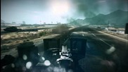 Battlefield 3 #4 Хубаво е да караш танк!
