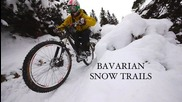 Bavarian Snow Trails