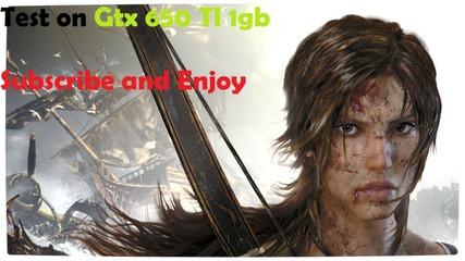 Tomb Raider 2013 - My Gameplay